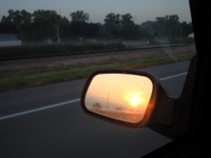 Road Trip Rearview